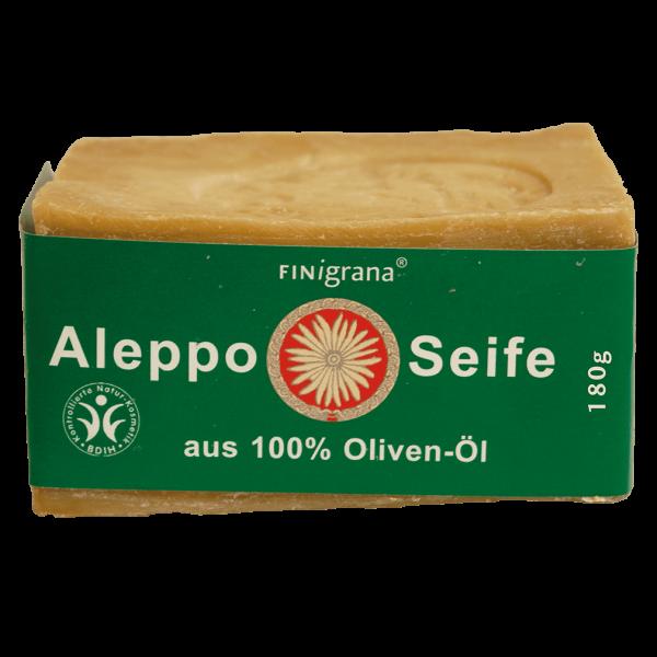 Finigrana Alepposeife 100 % Olivenöl