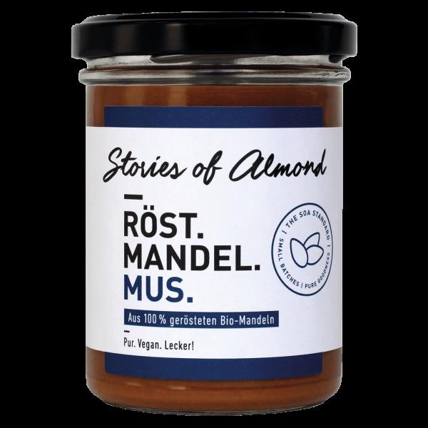 Bio Röstmandel-Mus