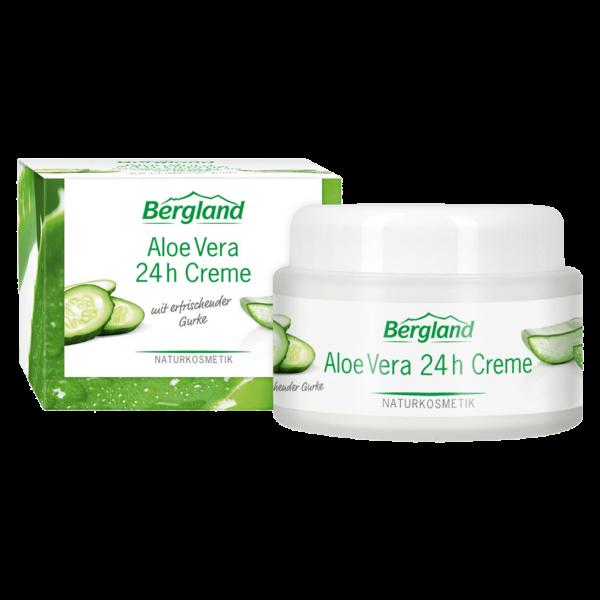 Bergland Aloe Vera 24h Creme