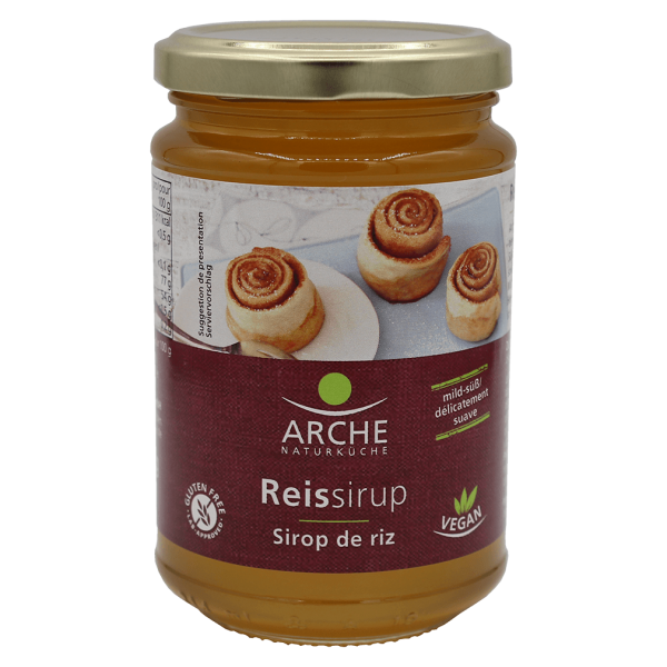 Arche Naturküche Bio Reissirup