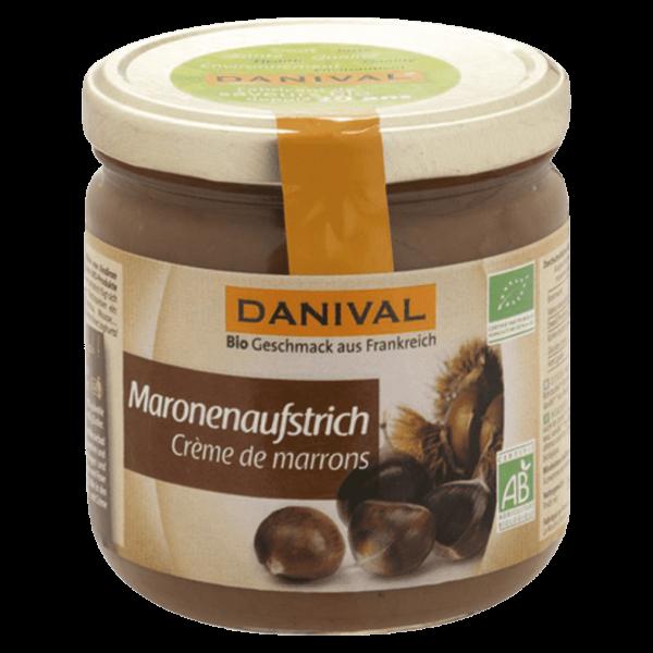 Danival Bio Maronenaufstrich