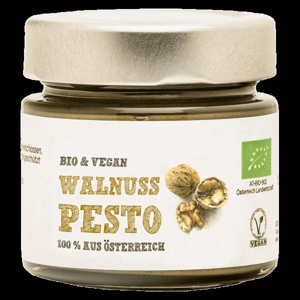 Schalk Mühle Bio Walnuss Pesto