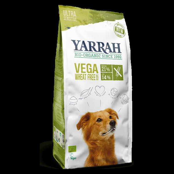 Yarrah Bio Hundetrockenfutter vegan active, 2 kg