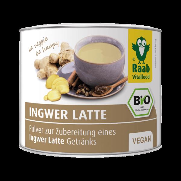 Bio Ingwer Latte Pulver