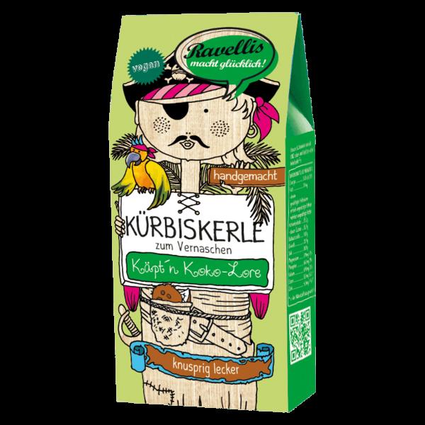 Bio Kürbiskerne Dunkle Schoko-Kokos