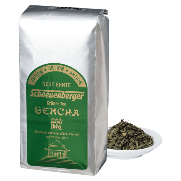 Schoenenberger Bio Sencha Grüner Tee
