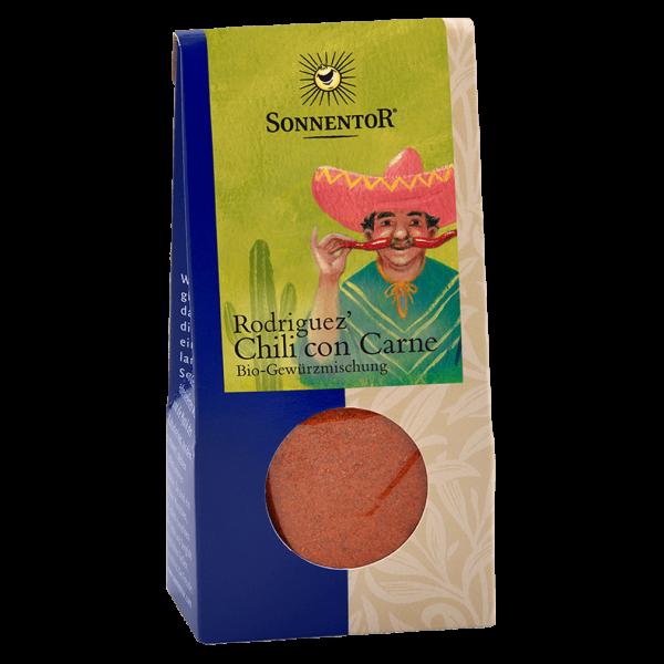 Sonnentor Bio Rodriguez Chili con Carne