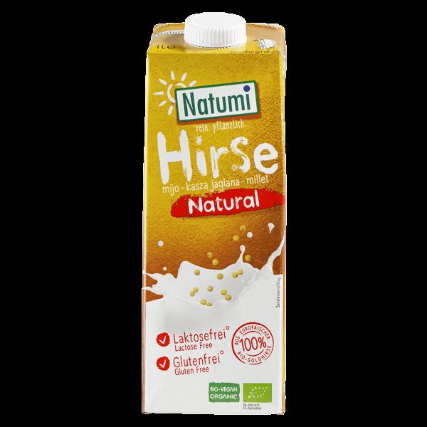 Bio Hirse-Drink Natural