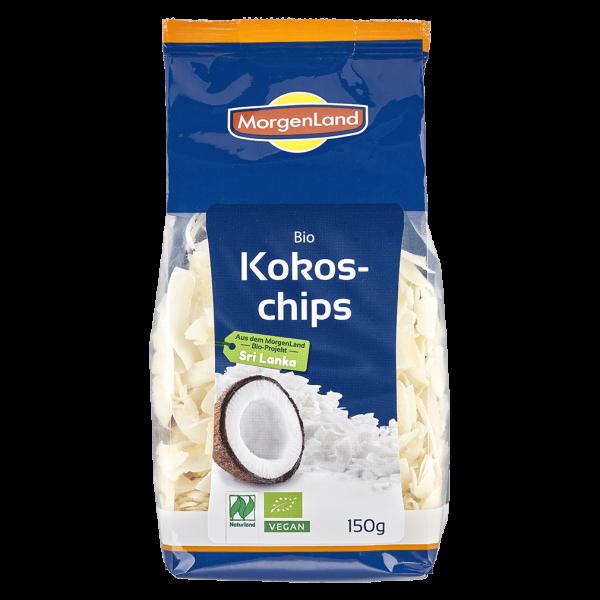 MorgenLand Bio Kokoschips