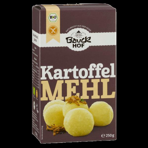 Bauckhof  Bio Kartoffelstärke, 250 gr Packung -glutenfrei-