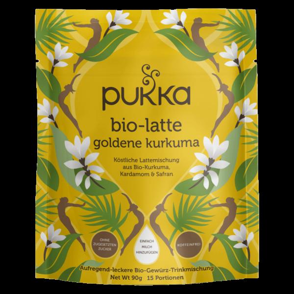 Pukka Bio-Latte Goldene Kurkuma