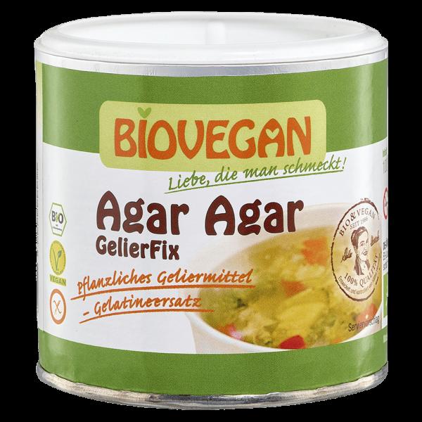 Biovegan Bio Agar Agar Gelierfix 100g