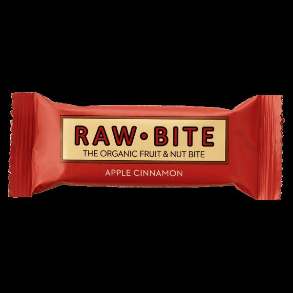 RAW BITE Bio Apple Cinnamon Riegel