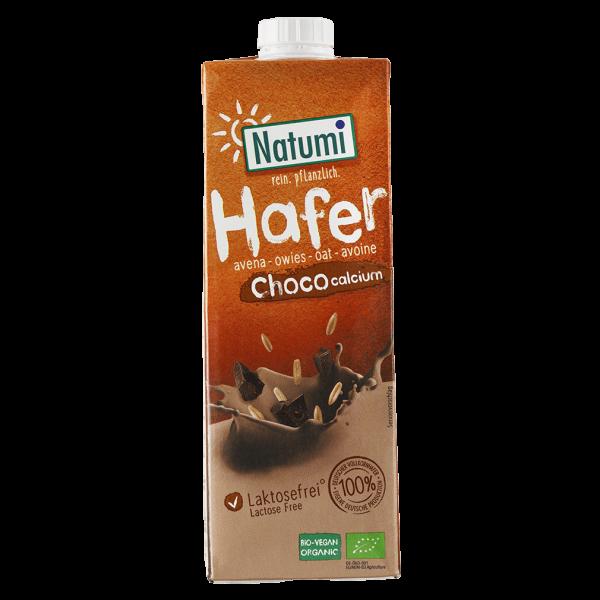Natumi Bio Hafer Drink Choco + Calcium, 1l