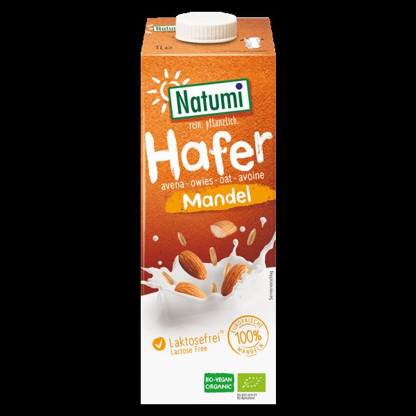 Natumi Bio Hafer-Mandel Drink, 1l