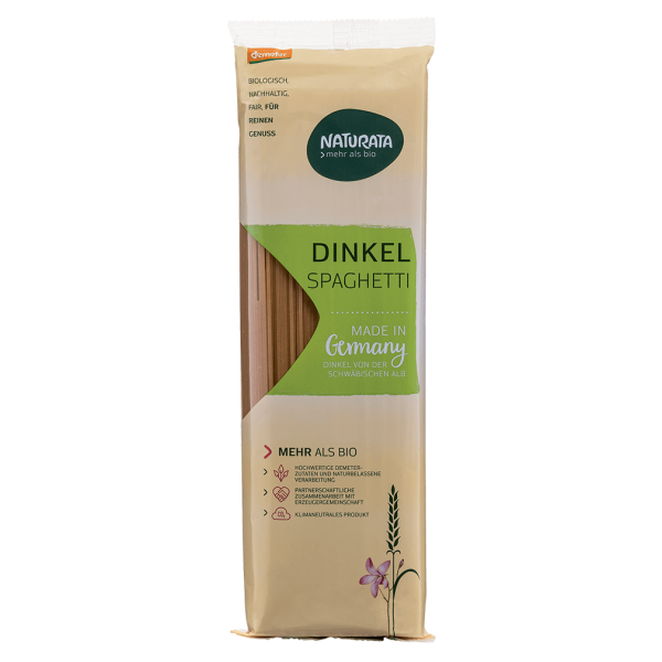Naturata Bio Dinkel-Spaghetti