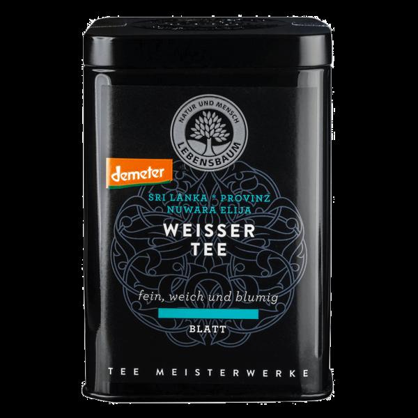 Lebensbaum Bio Weisser Tee lose