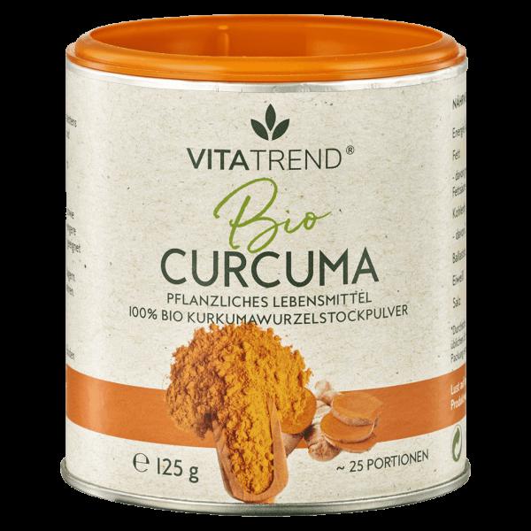 vitatrend Bio Curcuma Pulver