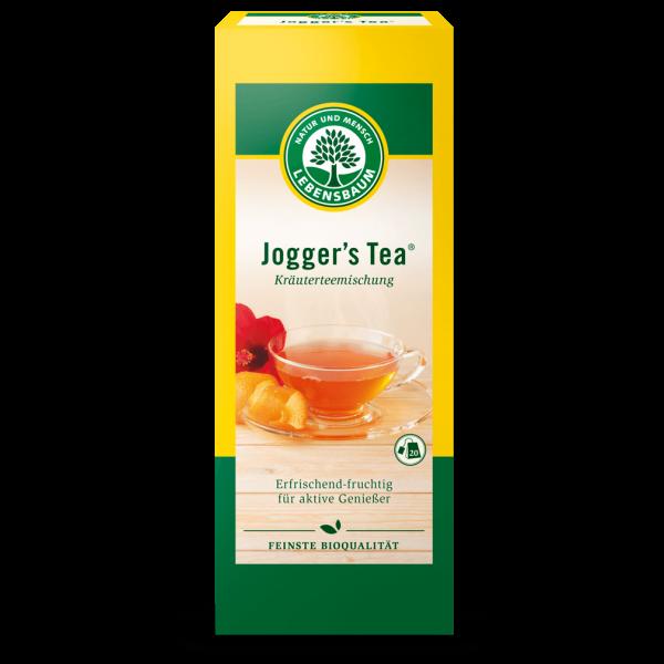 Lebensbaum Bio Jogger´s Tea Kräutertee