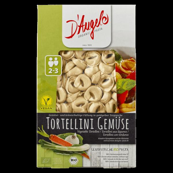 D'Angelo Bio Tortellini Gemüse