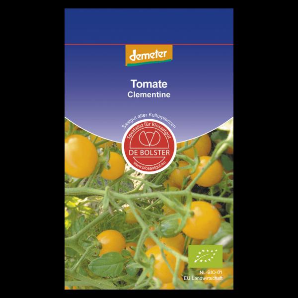 DE Bolster Bio Cherrytomate Yellow Clementine