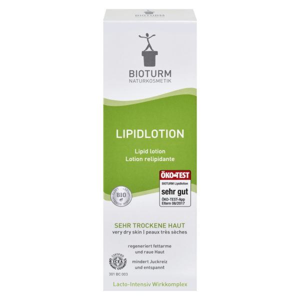 Bioturm Naturkosmetik Lipidlotion