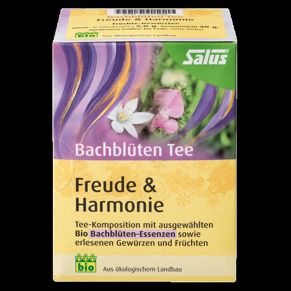 "Salus Bio Bachblüten Tee ""Freude & Harmonie"" 15Btl"