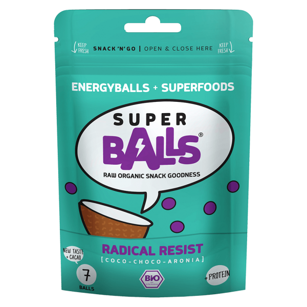 Super Balls Radical Resist