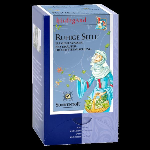 Sonnentor Bio Hildegard Ruhige Seele Tee, 18 Btl