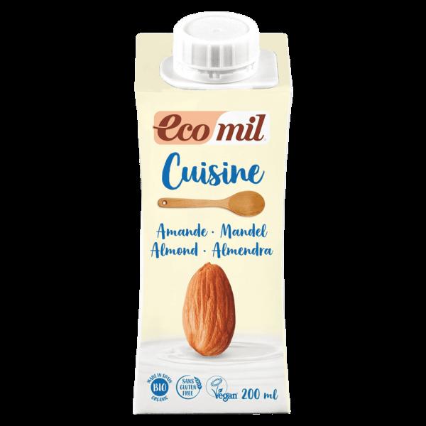 EcoMil Bio Mandel Cuisine