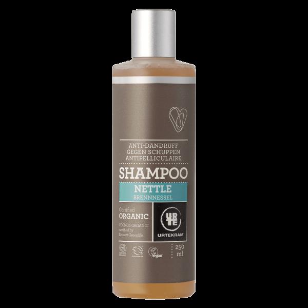 Brennnessel Shampoo gegen Schuppen