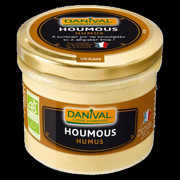 Danival Bio Hummus Aufstrich