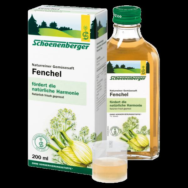 Schoenenberger Bio Fenchel Saft