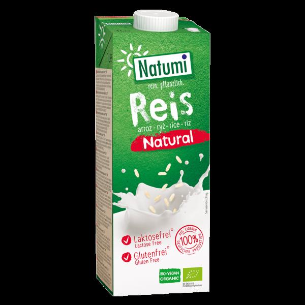 Bio Reis-Drink natur
