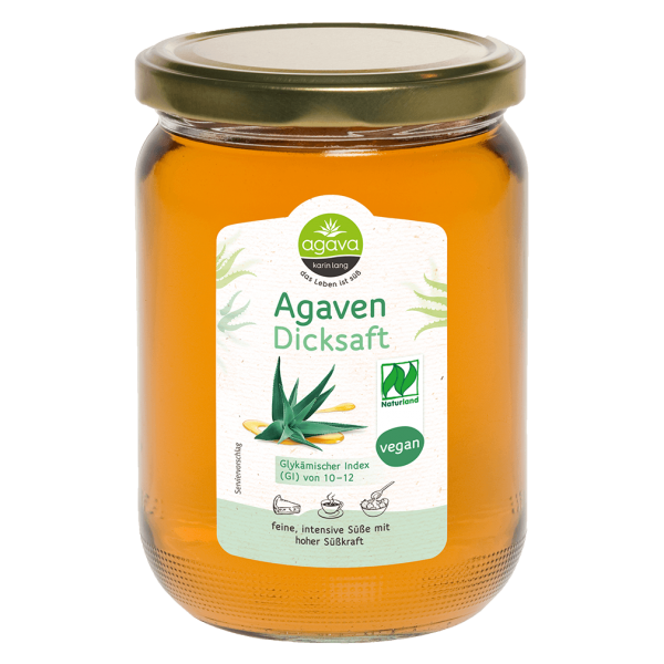 agava Bio Agaven Dicksaft