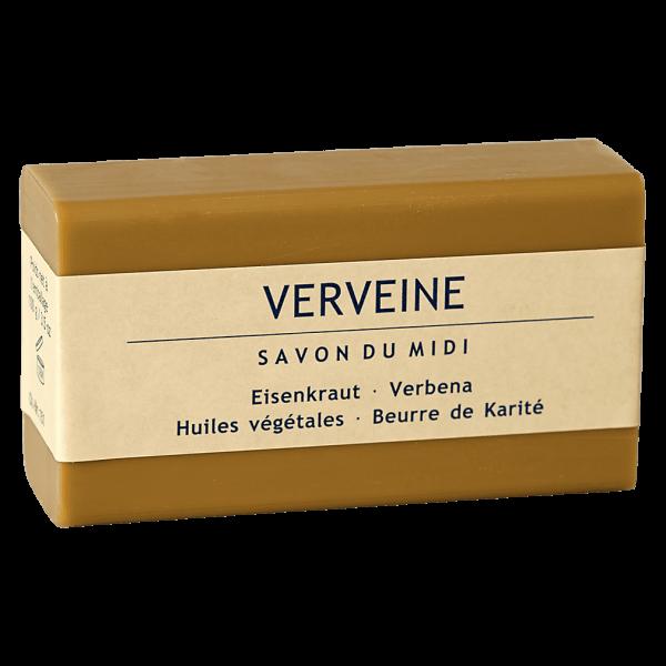 Savon Du Midi Seife mit Karité-Butter Verveine 100g