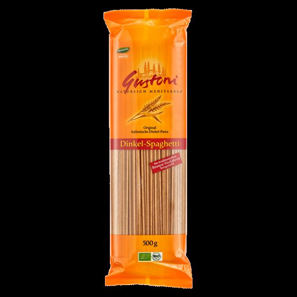 Gustoni Bio Dinkel Spaghetti