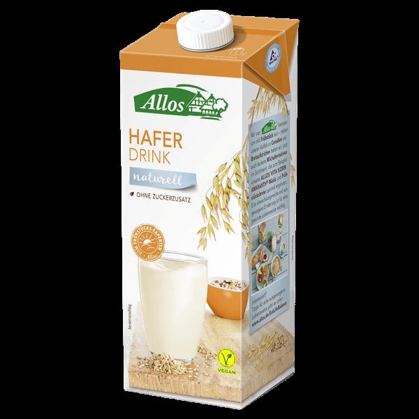 Bio Hafer Drink naturell