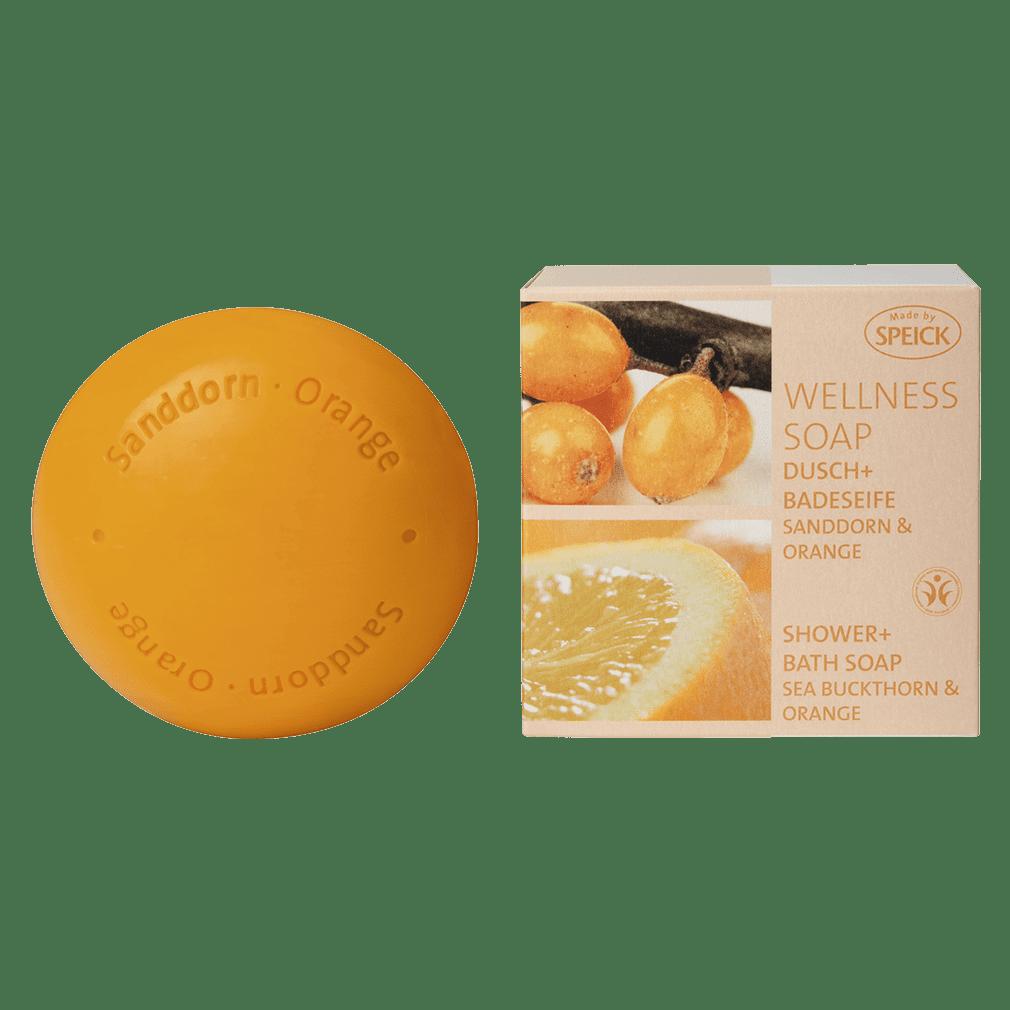 Speick Wellness Soap Sanddorn & Orange