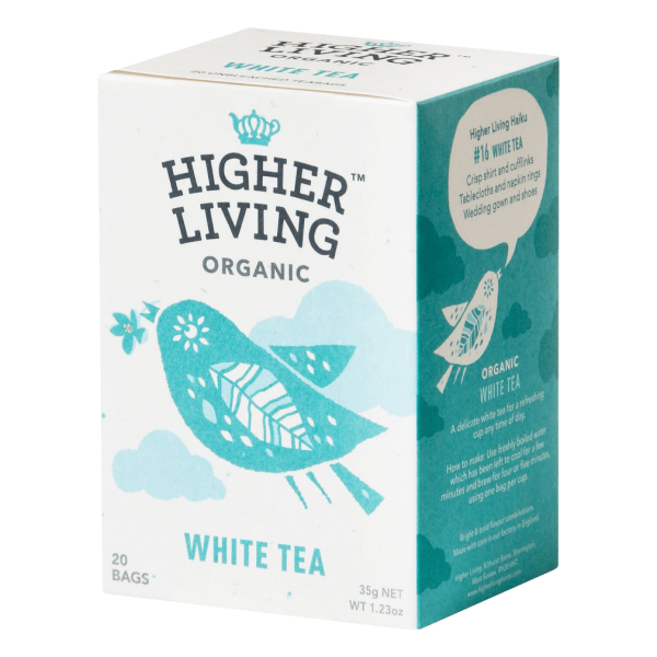 Bio White Tea, 20 Btl