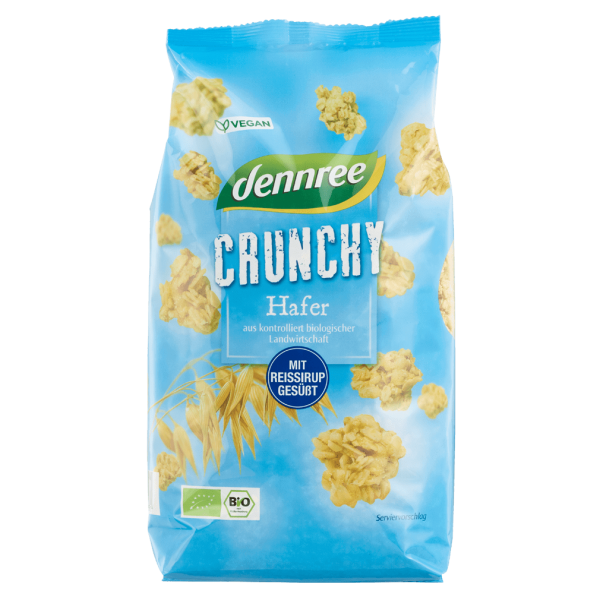 dennree Bio Hafer Crunchy