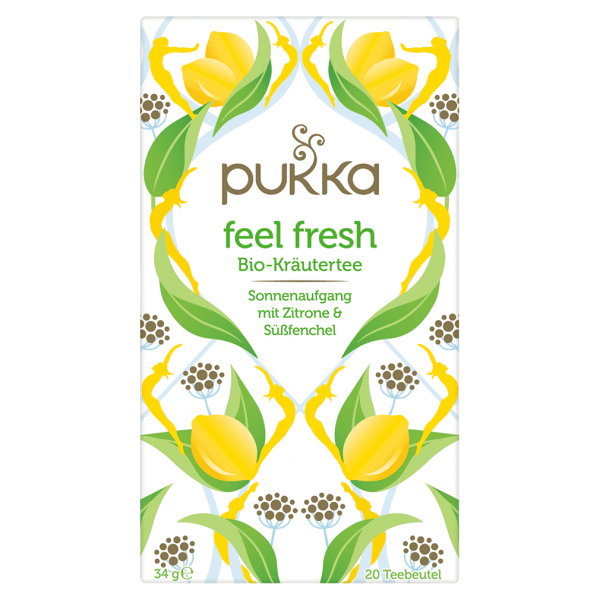 Pukka Bio Feel Fresh Tee