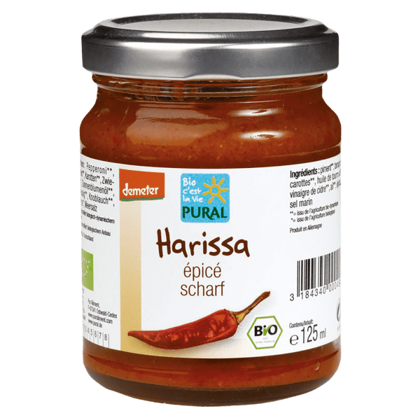 Pural Bio Harissa