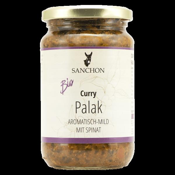 Sanchon Bio Curry Palak