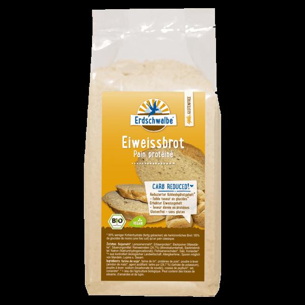 Erdschwalbe Bio Eiweissbrot Backmischung