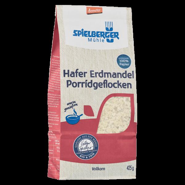 Spielberger Bio Hafer Erdmandel Porridgeflocken