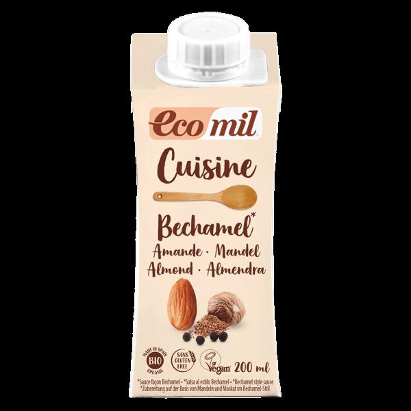 EcoMil Bio Bechamel Cuisine, Mandelbasis