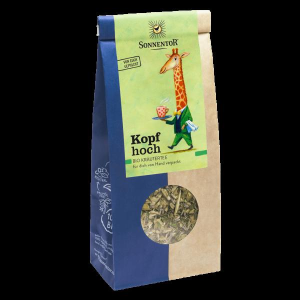 Sonnentor Bio Kopf hoch Tee lose