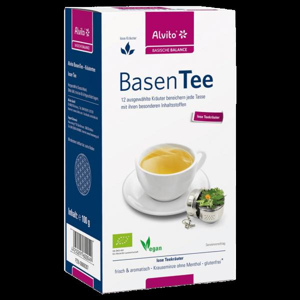 Bio Basentee Teekräuter, 100g