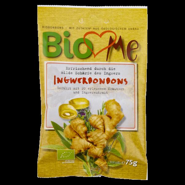 Bio loves Me Bio Ingwer Bonbons